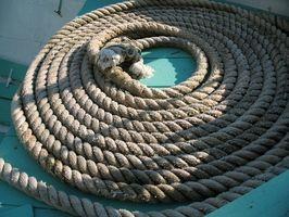 Hvordan til at fabrikere en sømand dørmåtte
