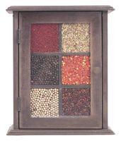 DIY træ Spice kabinetter