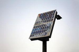 Indsamling af forsyninger til at gøre din egen solfanger