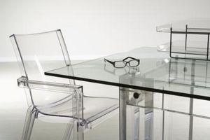 Er hærdet glasborde ridsefast?