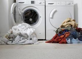Hvordan du tilslutte en vaskemaskine & tørretumbler i en lejlighed