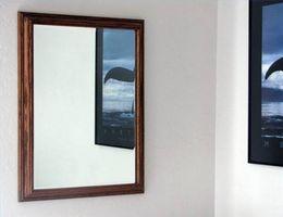 Hvordan virker et spejl?