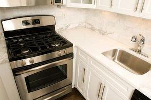 Latex højglans på køkkenskabe: Hvordan at begynde