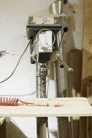 Beskrivelse af borehoved fremstilling eller bearbejdning