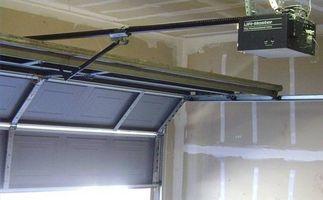 Fejlfinding en garageport