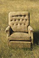 Sådan gendannes en hvilestol stol
