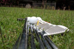 Anvendelsesmuligheder for gamle golfklubber