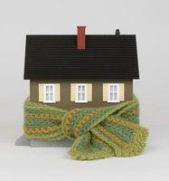 Dekoration ideer ved hjælp af uldne tørklæder