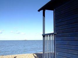 Sådan Design din egen Beach House Room & legetøj