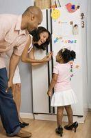 Hvordan til niveau GE køleskab