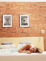 Hvordan man laver en mur i et soveværelse