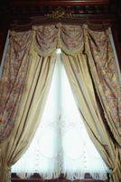 Hvad slags gardiner ser bedst ud i en traditionel Decor Home?