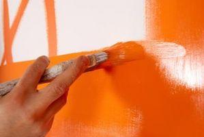 Sådan skøn maling til væggene