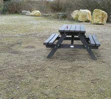 Hvordan man opbygger en picnicbord ud af pres behandlet tømmer