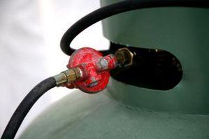 Hvordan til at identificere en Matheson Gas Regulator
