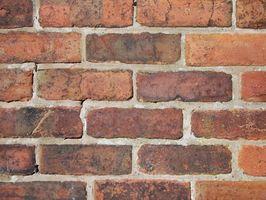 Sådan antikke mursten