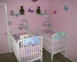 Håndlavede Nursery Decor