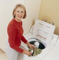 Hvordan man laver en vaskemaskine afløb genanvende