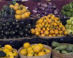 Hvordan man dyrker grøntsager i Frankrig