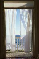 Den bedste farve til soveværelse gardiner