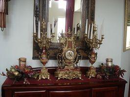 Sådan Decorate i gamle verden stil