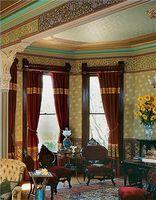 Victoriansk Interiør Design Idéer