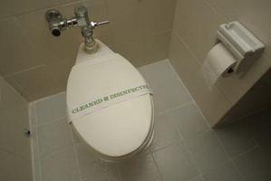 Sådan en Plumb en kælder Toilet