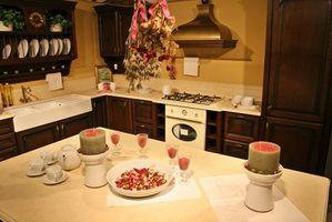 Maleri ideer til små køkkener