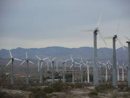 Hvordan man kan spare elektricitet med vindmøller