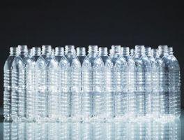 Projekter ved hjælp af plastflasker