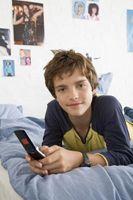 Ideer til en teenage dreng soveværelse Makeover
