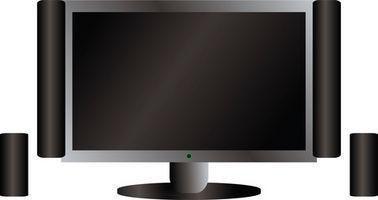 Sådan foretages fejlfinding af en Toshiba farve-tv