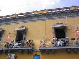 Udsmykning idéer til balkon