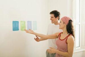 Hvor hen til omforme og designe et værelse