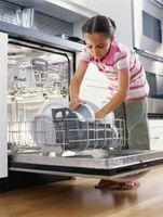 Hvordan at rengøre din opvaskemaskine