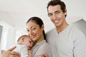 Ideer til små soveværelser for spædbørn
