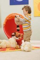 Gør det selv: Baby værelse dekorationer