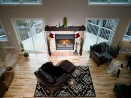 Hvordan man laver en stue stå med møbler