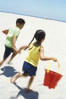 Hvordan man opbygger en Sand spand indehaveren