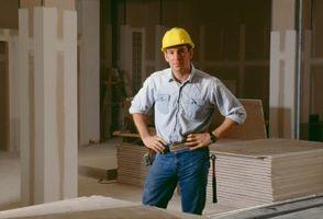 Hvordan man laver Drywall kunst