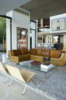 Møbler omlægning til at gøre et værelse ser større