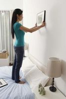 Hvordan man kan dekorere et værelse med brun & blå