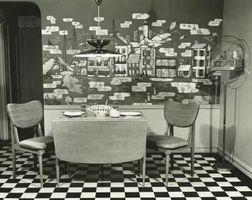 Sådan gendannes Vintage Dinette stole