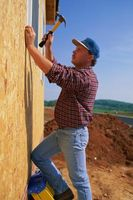 Hvordan man opbygger vægge til en lav pris