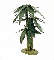 Sådan lysere kunstige palmer