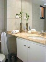 Ideer til opdatering et badeværelse på et Budget