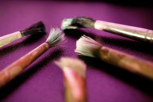 Hvordan man kan male med juvel toner