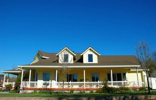 Modulopbygget hjem stilarter