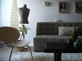 Typer af stue møbler