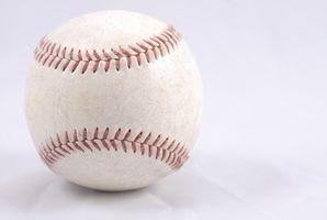 Udsmykning ideer til en Baseball soveværelse
